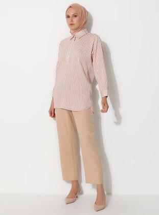 Cream - Pants