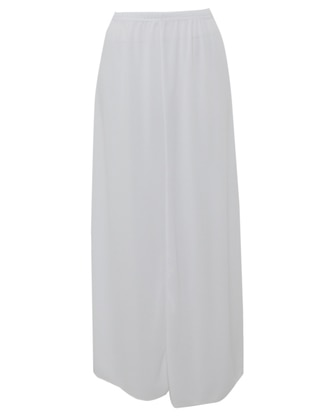 White - Unlined - Skirt