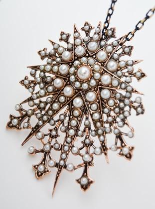 Bronze - Necklace