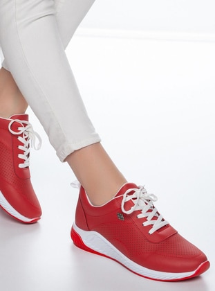Red - Sport - Sports Shoes