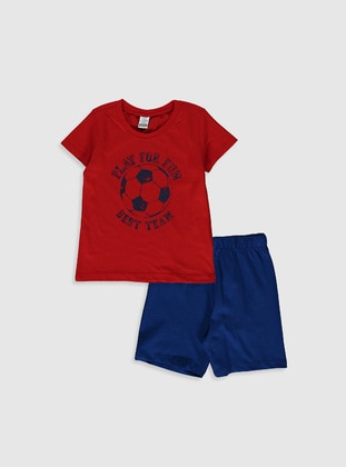 Red - Baby Suit