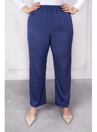 Indigo - Plus Size Pants