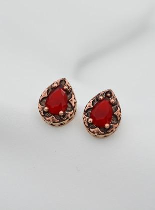Red - Earring
