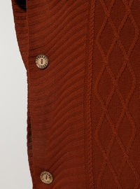 Cinnamon - Unlined -  - Poncho
