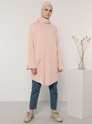 Powder - Polo neck - Knit Tunics