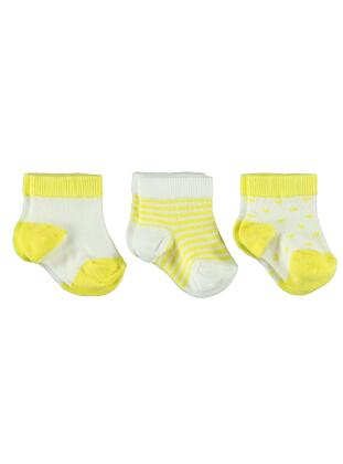 Yellow - Socks - Civil