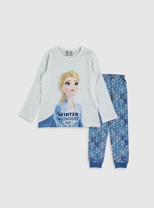 White - Girls` Pyjamas - LC WAIKIKI