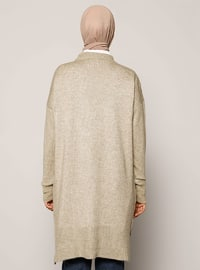 Mink - Polo neck - Unlined - Knit Tunics