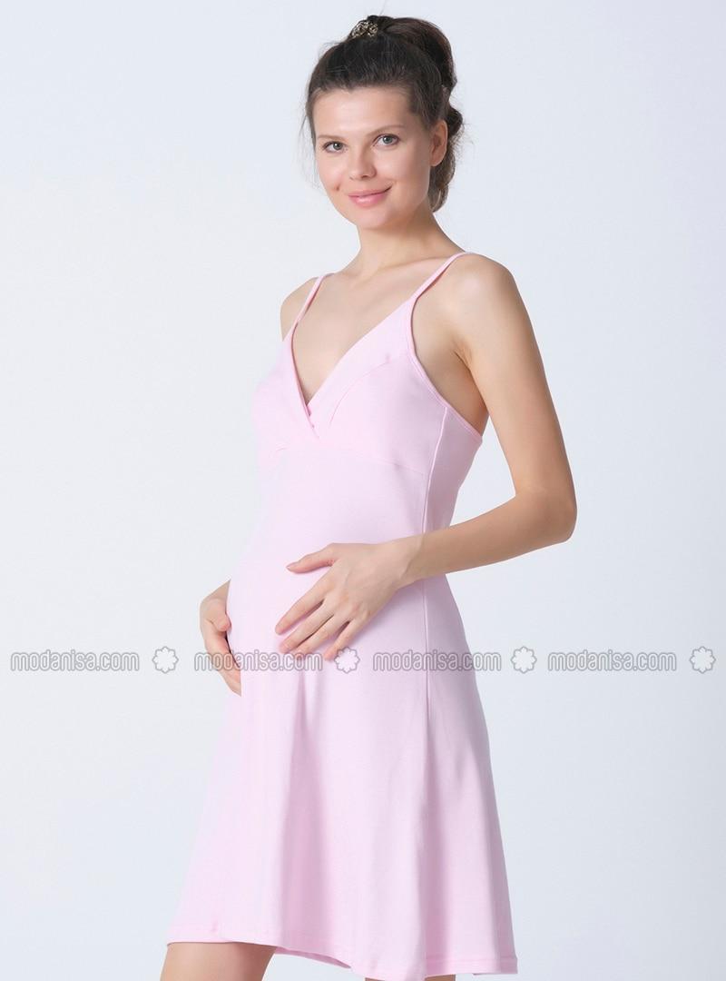 Pink -  - Maternity Pyjamas