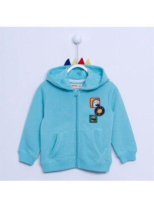 Turquoise - Baby Sweatshirts