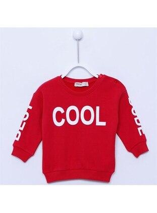 Red - Baby Sweatshirts - Silversun