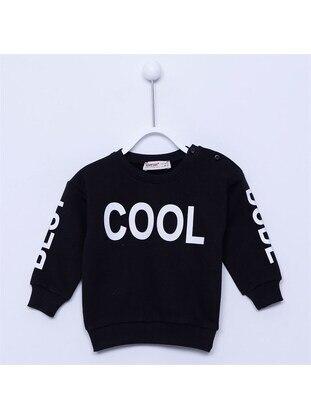 Black - Baby Sweatshirts - Silversun