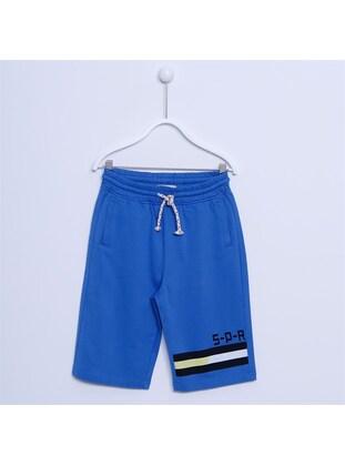 Blue - Boys` Shorts - Silversun