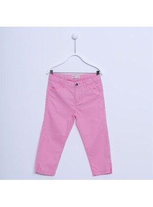 Pink - Girls` Shorts