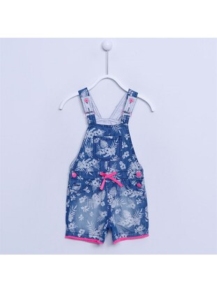 Multi - Girls` Salopettes & Jumpsuits - Silversun