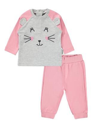Pink - Baby Pyjamas