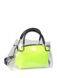 Yellow - Satchel - Clutch - Clutch Bags / Handbags