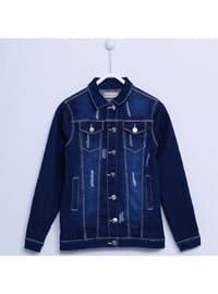 Multi - Girls` Jacket