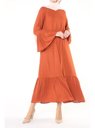 Terra Cotta - Plus Size Dresses