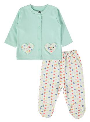 Green - Baby Pyjamas