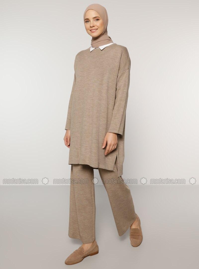 Mink - Acrylic - - Pants