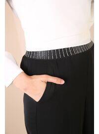 Black - Pants - Allday