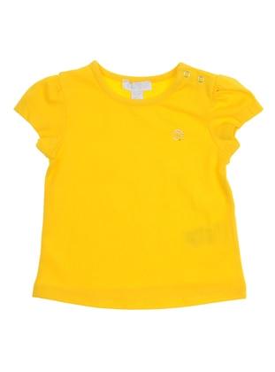 Crew neck - - Yellow - Baby Body