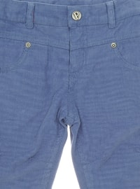 - Unlined - Indigo - Boys` Pants