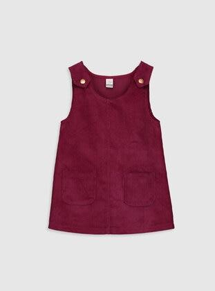 Plum - Baby Dress - LC WAIKIKI