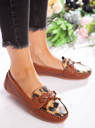 Casual - Tan - Casual Shoes