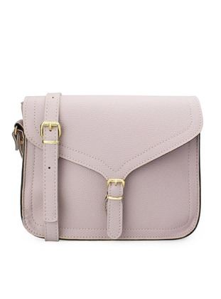Lilac - Satchel - Shoulder Bags