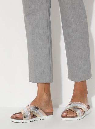 Gold - Sandal - Sandal