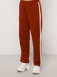 Terra Cotta - Stone - Unlined -  - Plus Size Suit