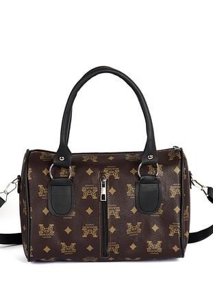 Brown - Satchel - Shoulder Bags