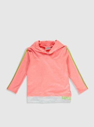 Coral - Girls` T-Shirt - LC WAIKIKI