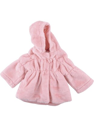 Pink - Girls` Jacket - Silversun