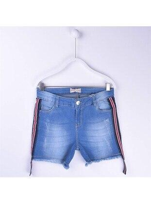 Multi - Girls` Shorts