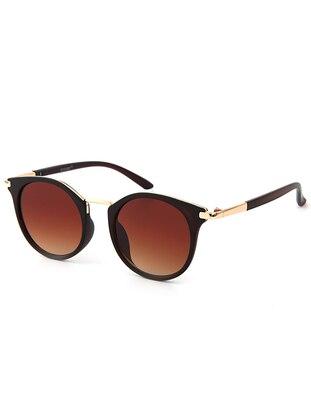 Brown - Sunglasses - Luis Polo