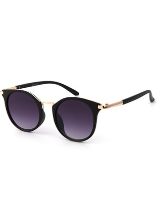 Black - Sunglasses - Luis Polo