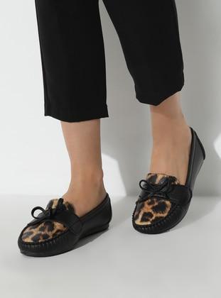 Casual - Black - Casual Shoes - Ayakkabı Havuzu