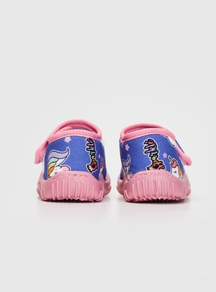 Lilac - Home Shoes