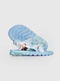 Blue - Girls` Sandals
