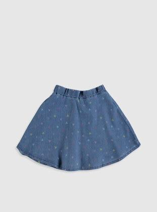 Multi - Girls` Skirt - LC WAIKIKI