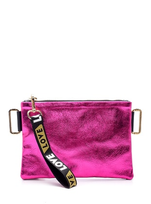 Fuchsia - Clutch Bags / Handbags