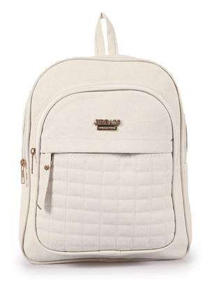 White - Backpack - Backpacks