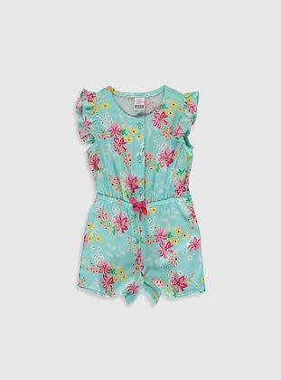 Blue - Baby Shorts - LC WAIKIKI