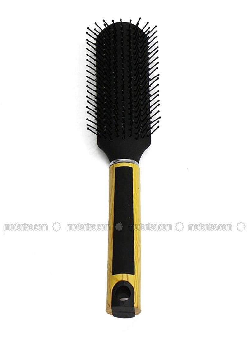 Black - Hair