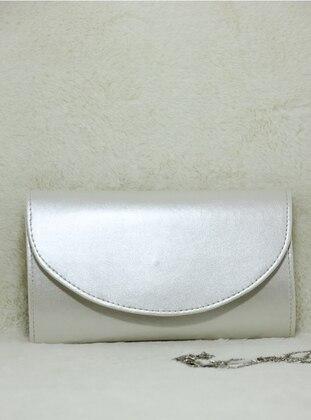 Cream - Clutch - Clutch Bags / Handbags