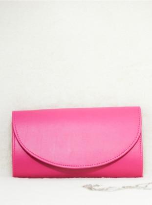 Fuchsia - Clutch - Clutch Bags / Handbags