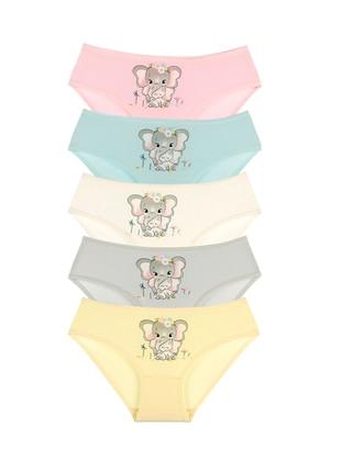 Multi - - Multi - Girls` Underwear